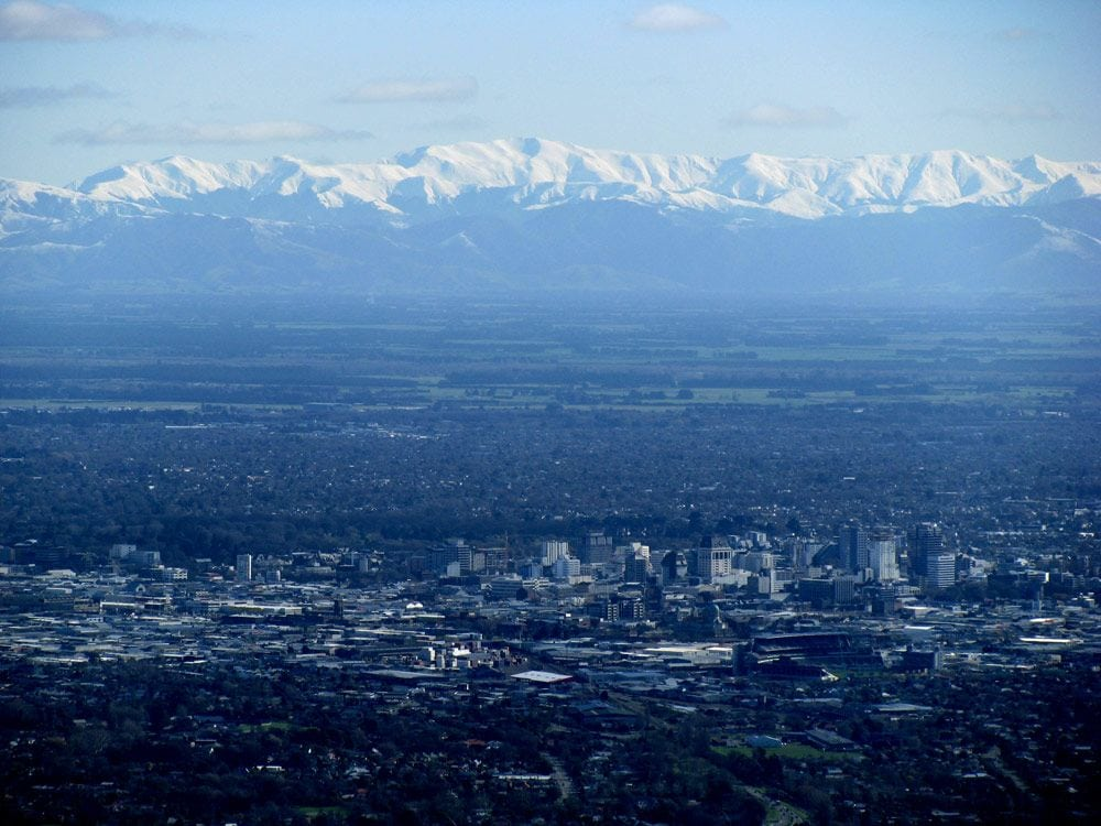 Christchurch City