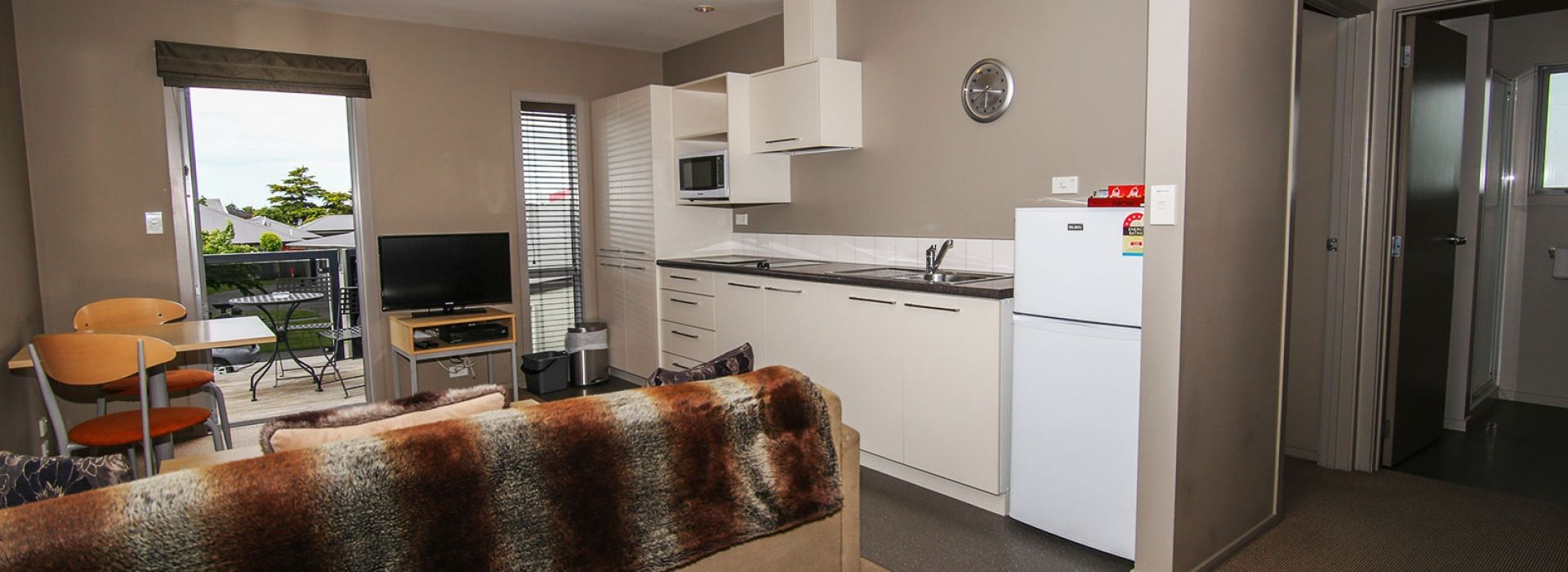 Deluxe Motel Accommodation Christchurch