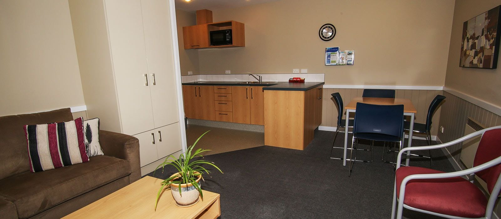 One Bedroom Apartment Accommodation, Christchurch