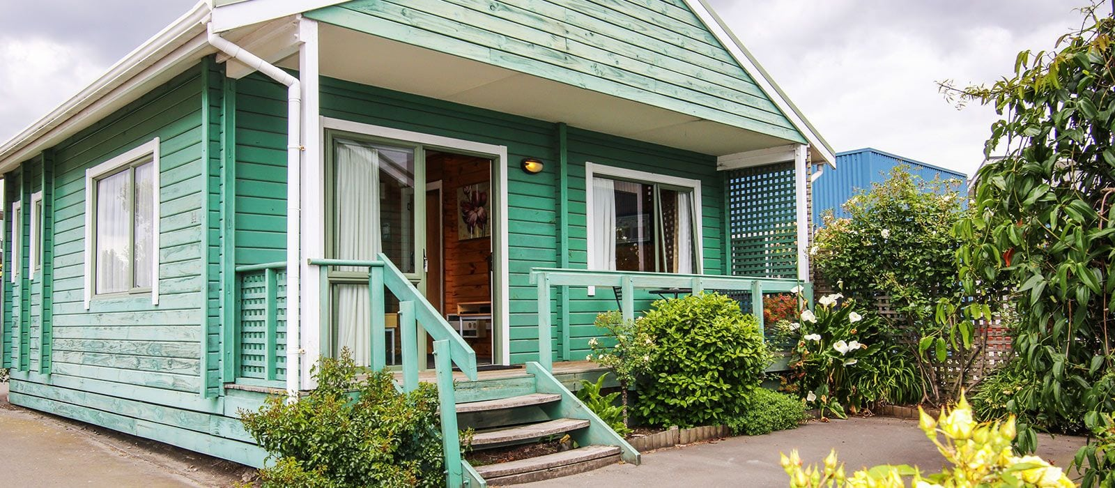 Two Bedroom Motel Accommodation Christchurch
